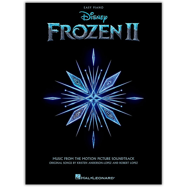 Hal LeonardFrozen II - Music from the Motion Picture Soundtrack Easy Piano Songbook