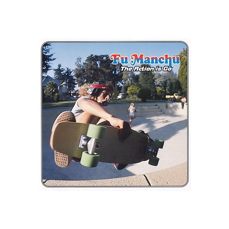 AllianceFu Manchu - The Action Is Go