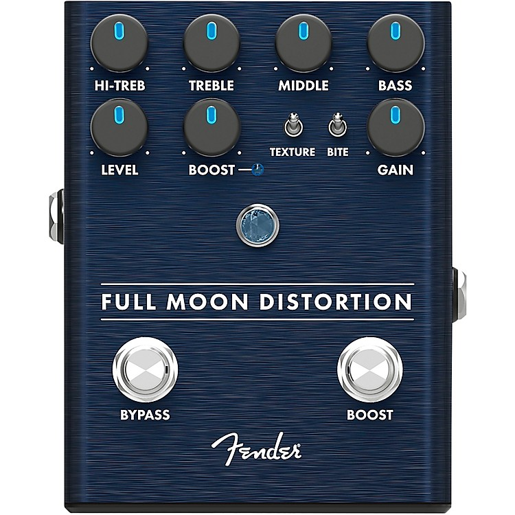 FenderFull Moon Distortion Pedal