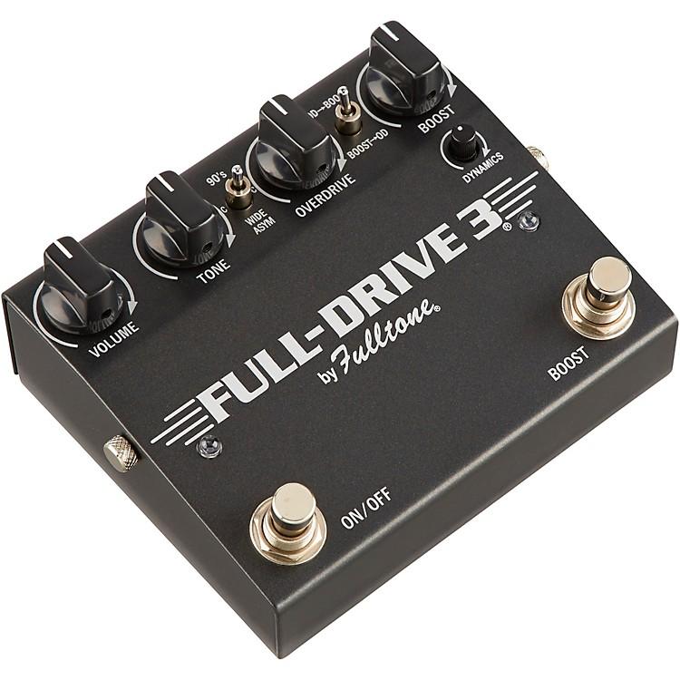 FulltoneFullDrive 3 Overdrive Guitar Effects Pedal