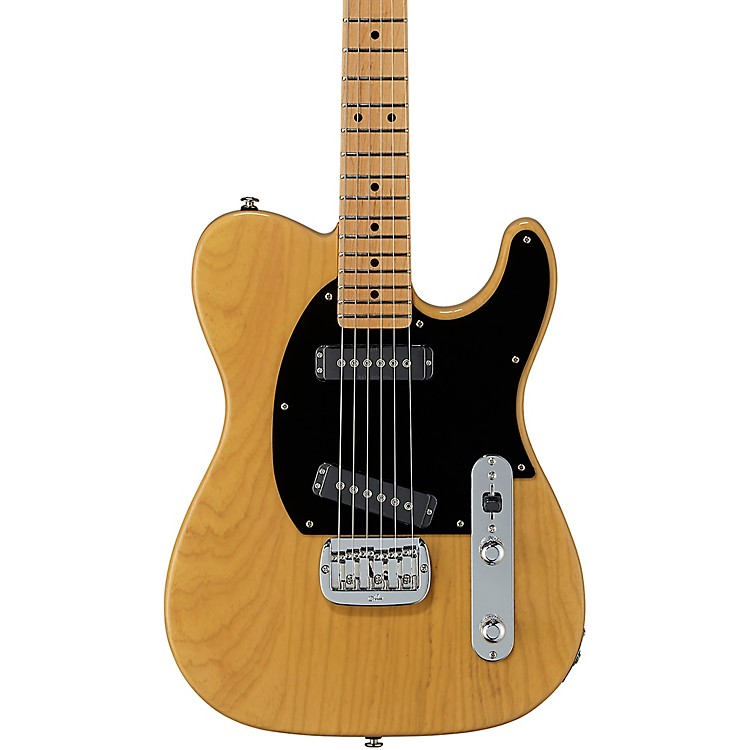 G&LFullerton Deluxe ASAT Special Maple Fingerboard Electric GuitarButterscotch Blonde