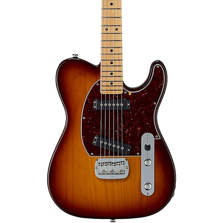 G&LFullerton Deluxe ASAT Special Maple Fingerboard Electric GuitarOld School Tobacco
