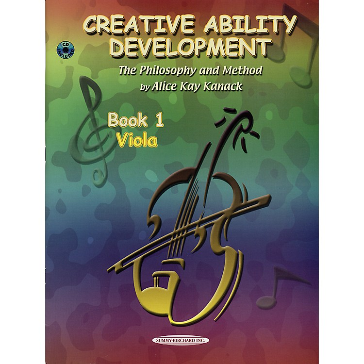 AlfredFun Improvisation for ¦ Viola Book/CD