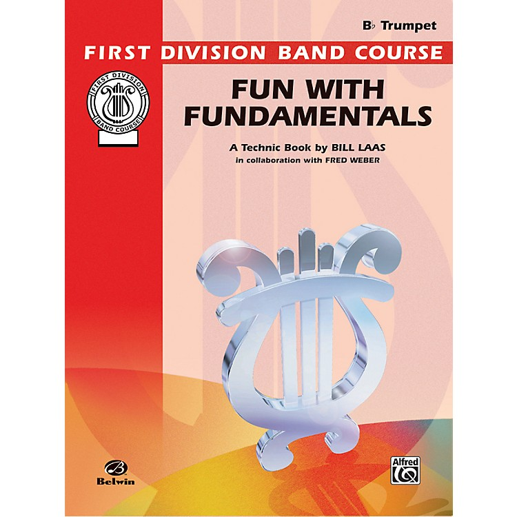 Alfred Fun with Fundamentals B-Flat Cornet