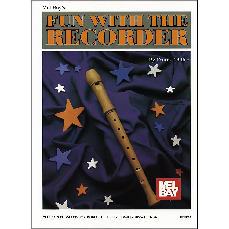 Mel BayFun with The Recorder