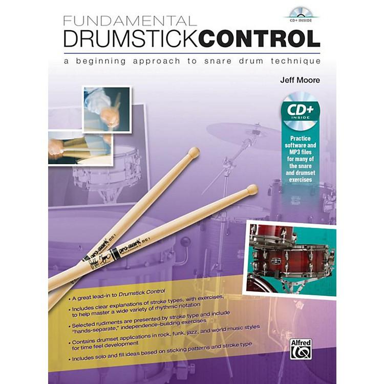 AlfredFundamental Drumstick Control Book & CD