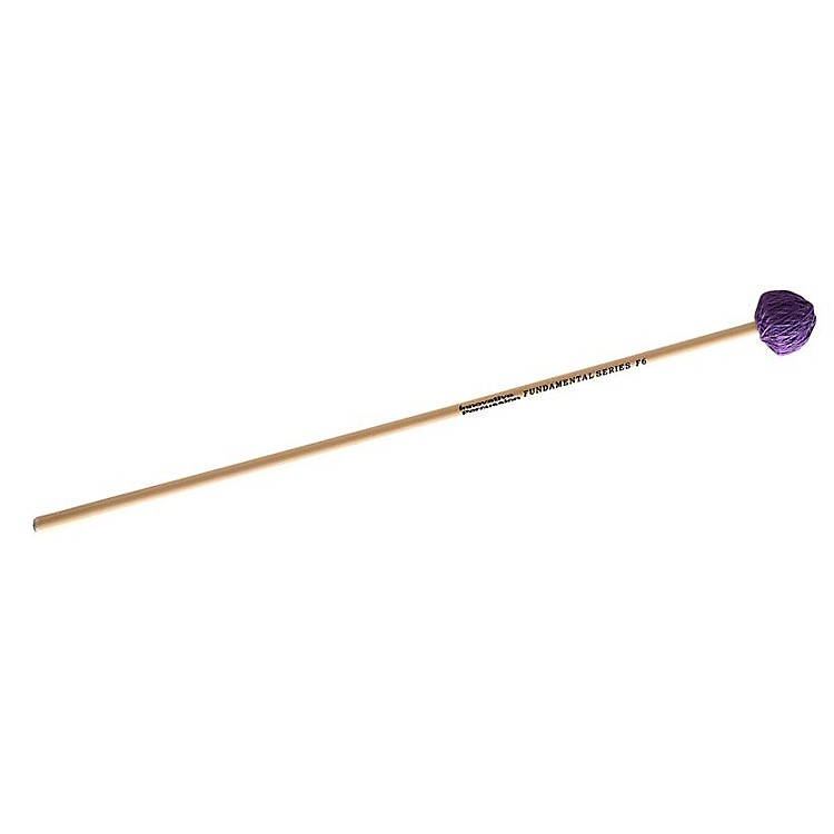 Innovative Percussion Fundamental Series Blue Cord Vibraphone Mallets Hard Rattan Handles