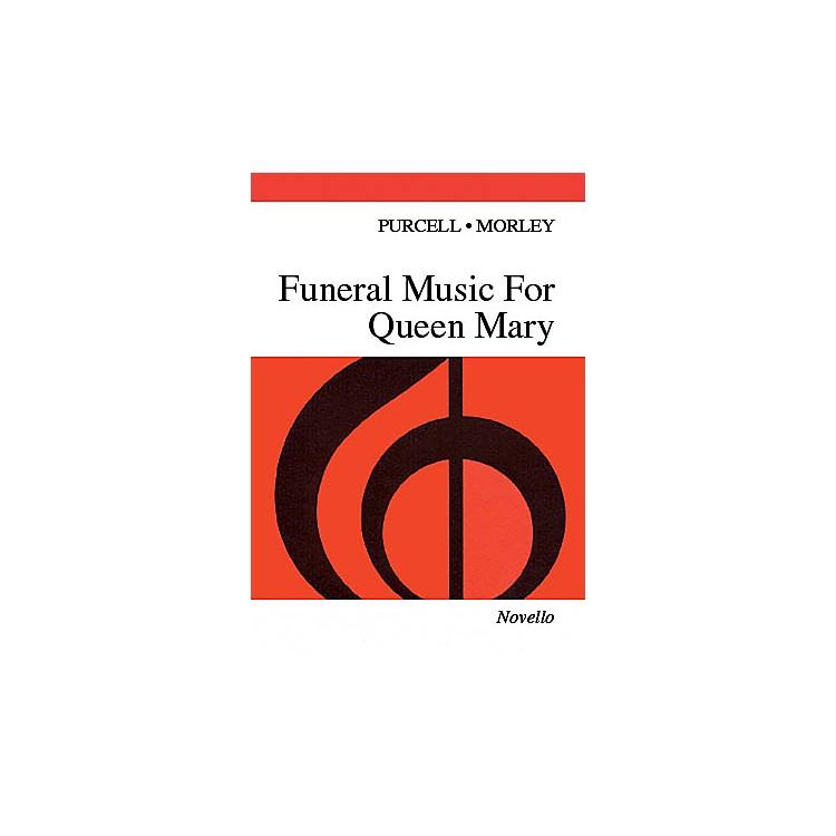 NovelloFuneral Music for Queen Mary SATB