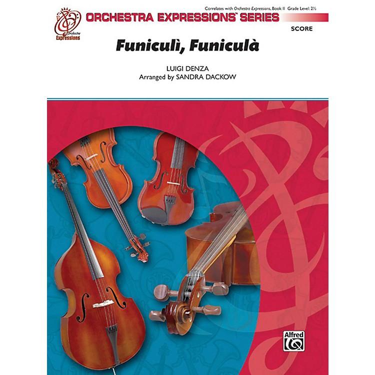 AlfredFunicul, Funicula String Orchestra Grade 2.5