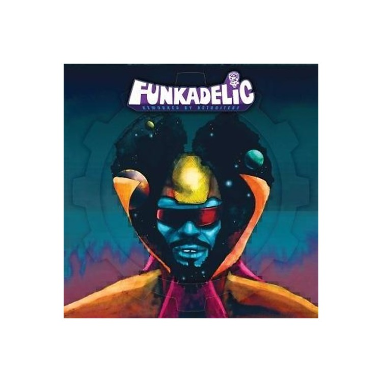 Alliance Funkadelic - Reworked By Detroiters
