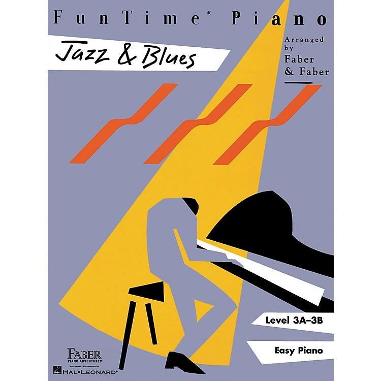 Faber Piano AdventuresFuntime Jazz & Blues L3