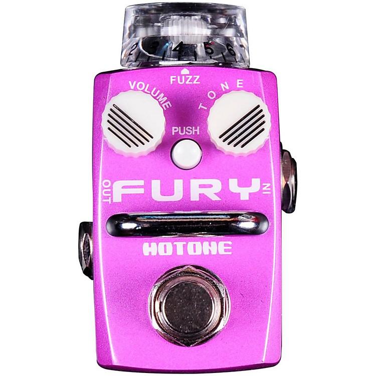 Hotone EffectsFury Fuzz Skyline Series Guitar Effects Pedal