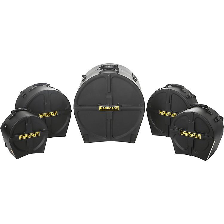 HARDCASEFusion 5-Piece Drum Case Set