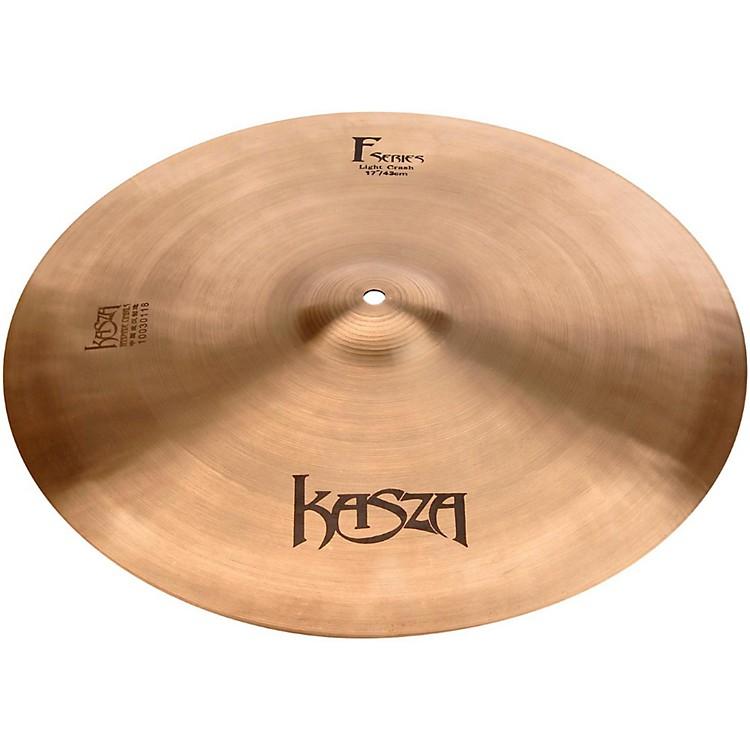 Kasza CymbalsFusion Crash Cymbal17 in.