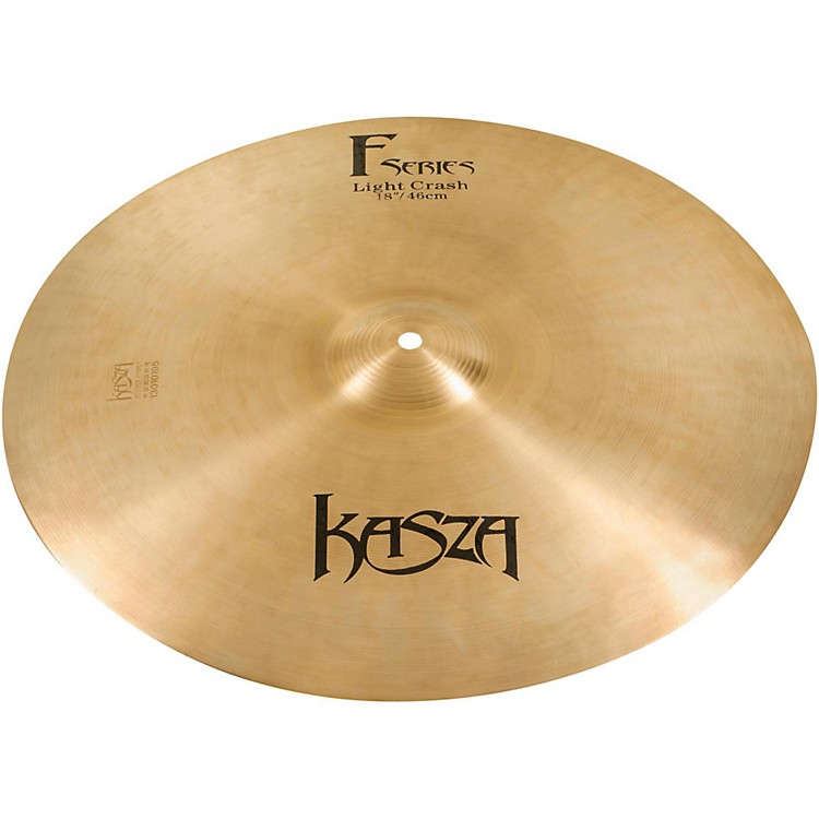 Kasza CymbalsFusion Crash Cymbal18 in.