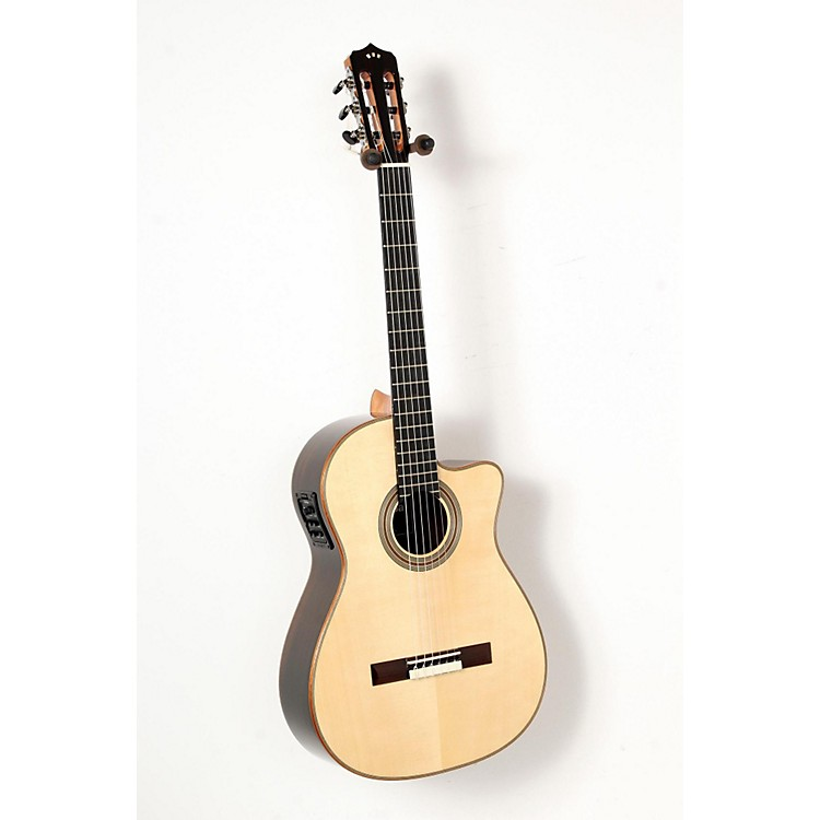 Cordoba Fusion Orchestra CE SP Classical Electric Guitar Natural 888365851006