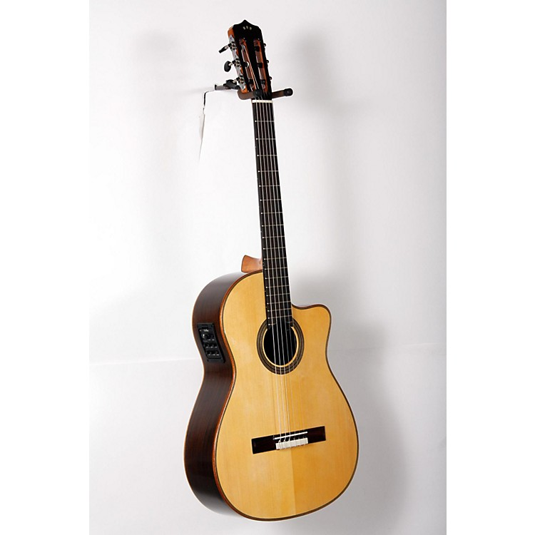 Cordoba Fusion Orchestra CE SP Classical Electric Guitar Natural 888365906287