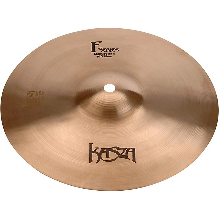 Kasza CymbalsFusion Splash Cymbal10 in.