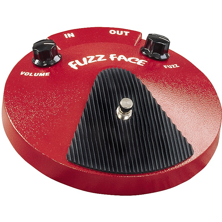Dunlop Fuzz Face Guitar Effects Pedal  888365777559