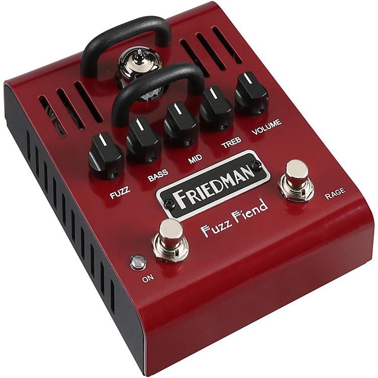 FriedmanFuzz Fiend Tube Fuzz Effects Pedal