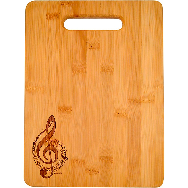 AIM G Clef Cutting Board