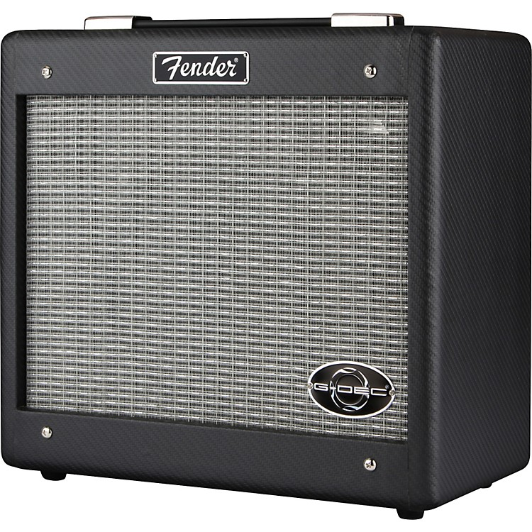 Fender G-DEC Junior Carbon 15W 1x8 Guitar Combo Amp Black