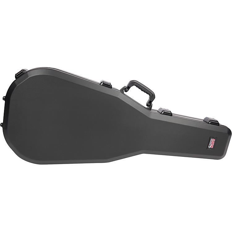 GatorG-FP-TSA-DREAD-V2 TSA ATA Molded Acoustic Guitar CaseBlack