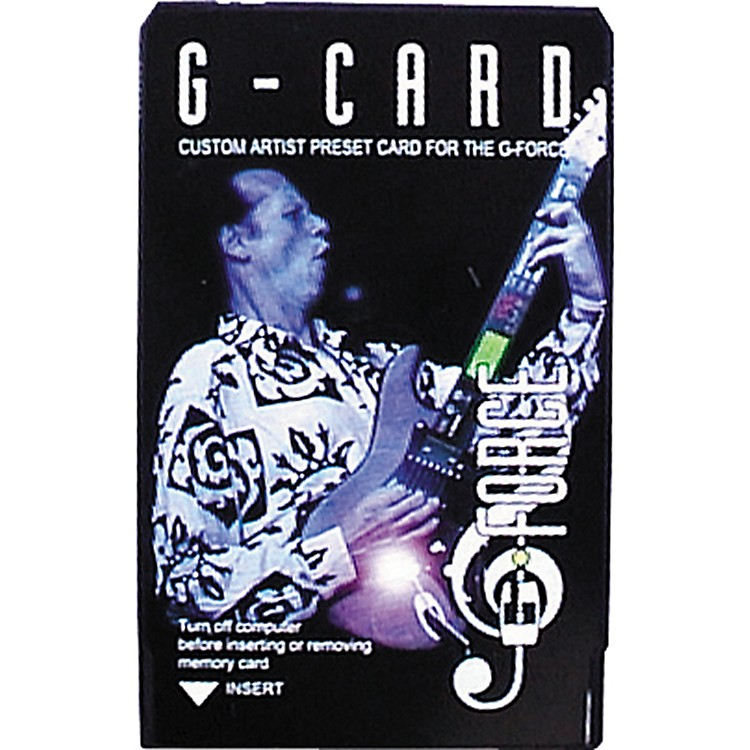 TC ElectronicG-Force Artist Expansion Card