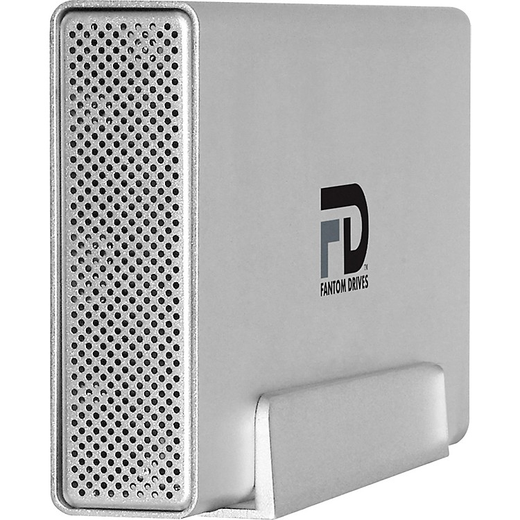 Fantom Drives G-Force MegaDisk 1TB Triple Interface Hard Drive