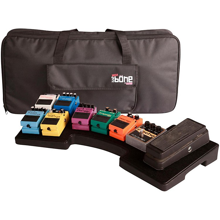 Gator G-Mega Bone Pedal Board with Padded Bag