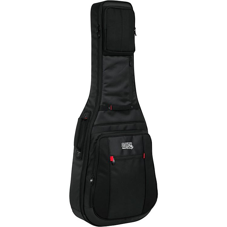 GatorG-PG ACOUSTIC ProGo Series Ultimate Gig Bag for Acoustic Guitar
