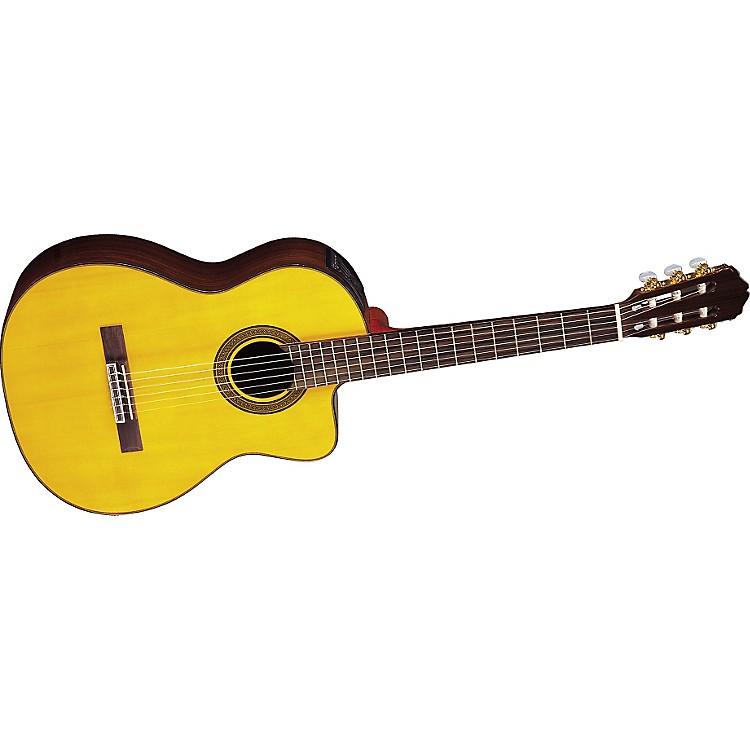 TakamineG Series EG128SC Electric Classical Guitar