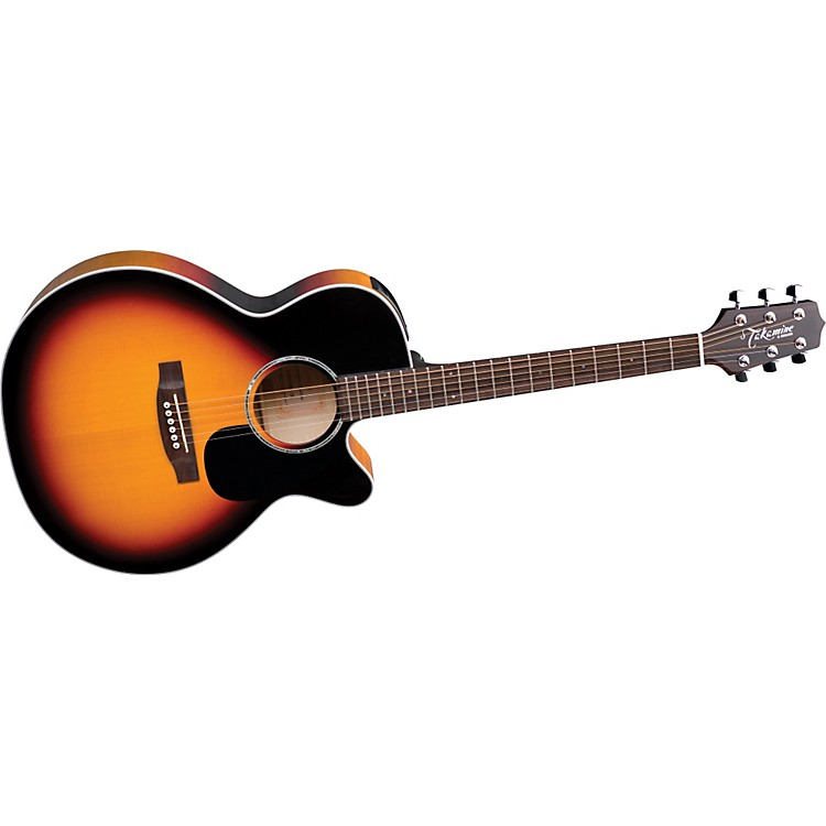 TakamineG Series EG450SM NEX Acoustic-Electric Guitar with Solid Spruce Top