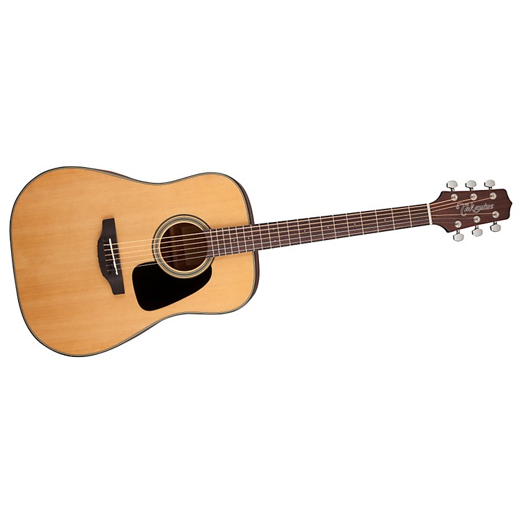 Takamine G Series GD10 Dreadnought Acoustic Guitar Satin Natural