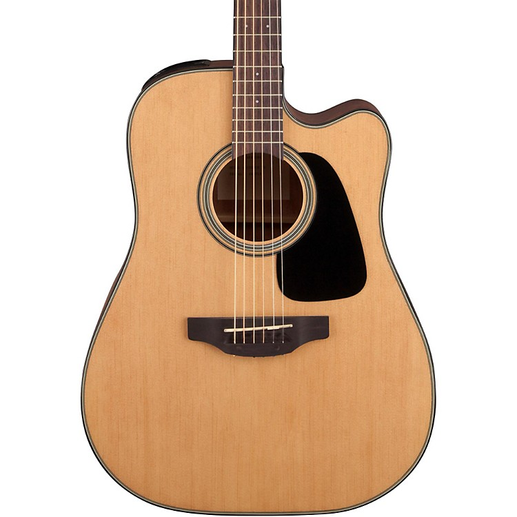 Takamine G Series GD10CE Dreadnought Acoustic-Electric Guitar Satin Natural