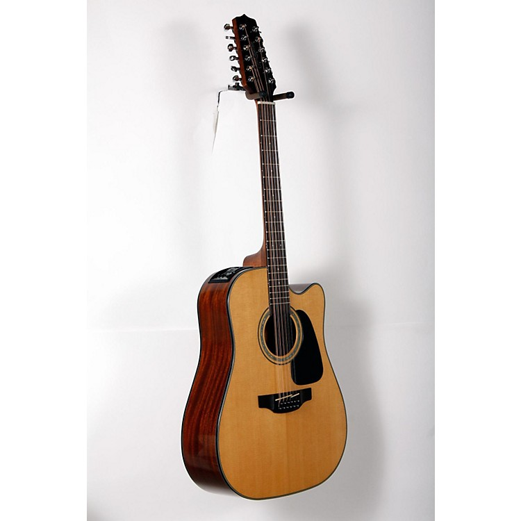TakamineG Series GD30CE-12 Dreadnought 12-String Acoustic-Electric GuitarNatural888365907352