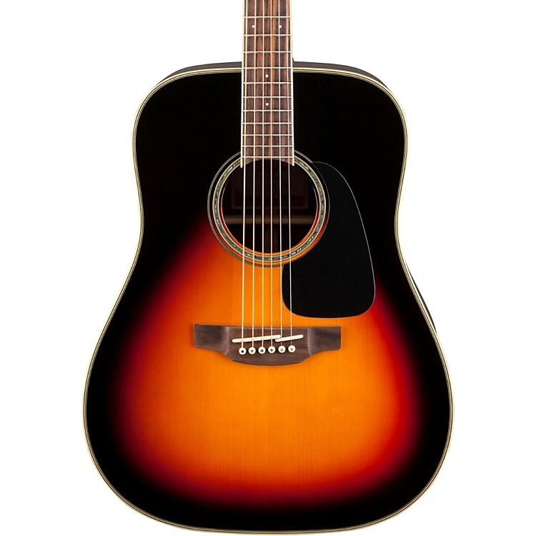 takamine g series gd51 dreadnought acoustic guitar gloss sunburst music123. Black Bedroom Furniture Sets. Home Design Ideas