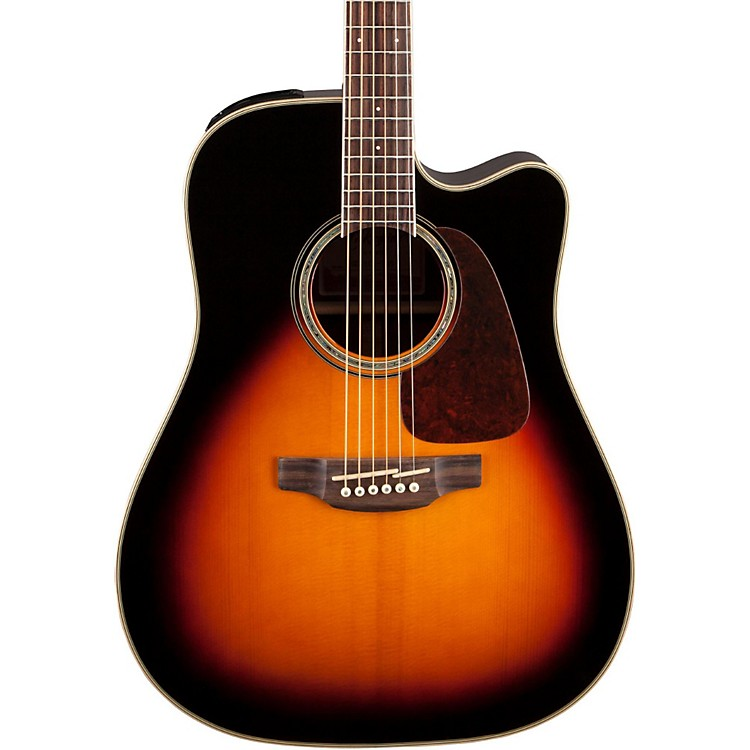TakamineG Series GD51CE Dreadnought Cutaway Acoustic-Electric GuitarGloss Natural