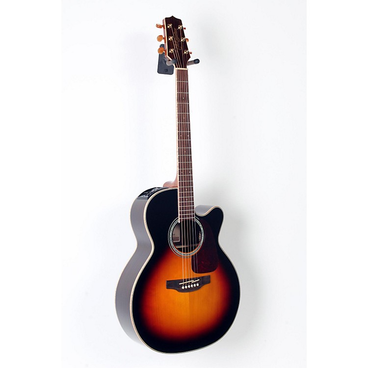 Takamine G Series GN71CE NEX Cutaway Acoustic-Electric Guitar Gloss Sunburst 888365829753