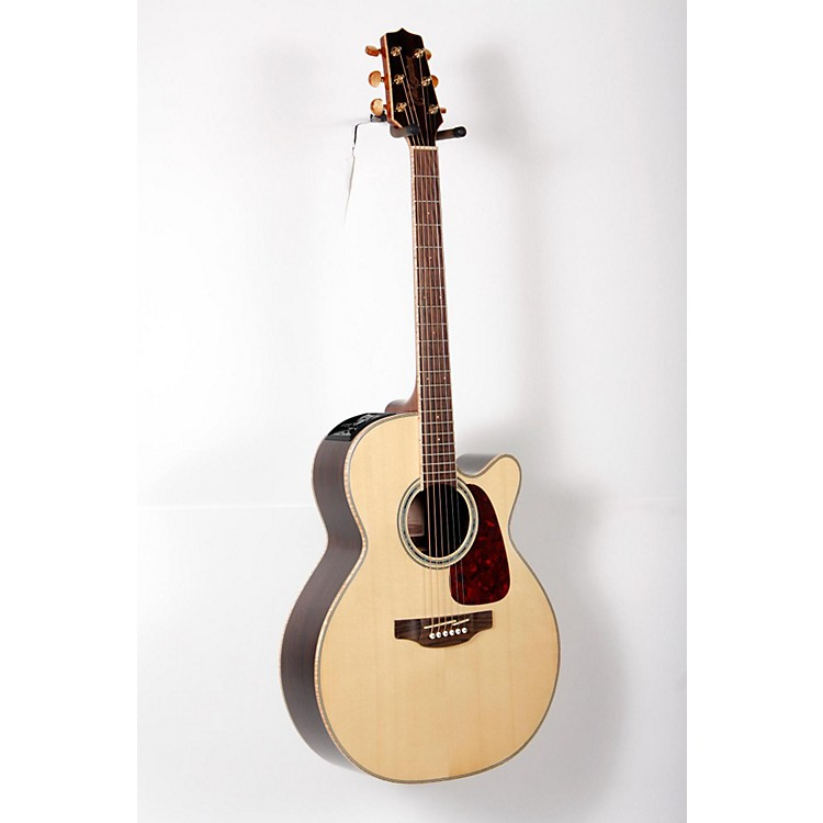 Takamine G Series GN71CE NEX Cutaway Acoustic-Electric Guitar Natural 888365840314