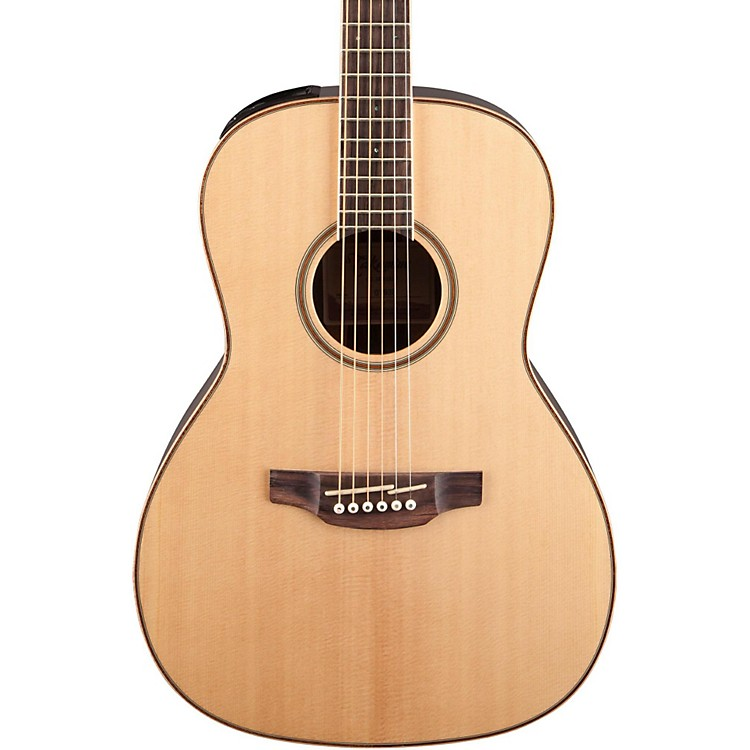 Takamine G Series GY93E New Yorker Acoustic-Electric Guitar Natural