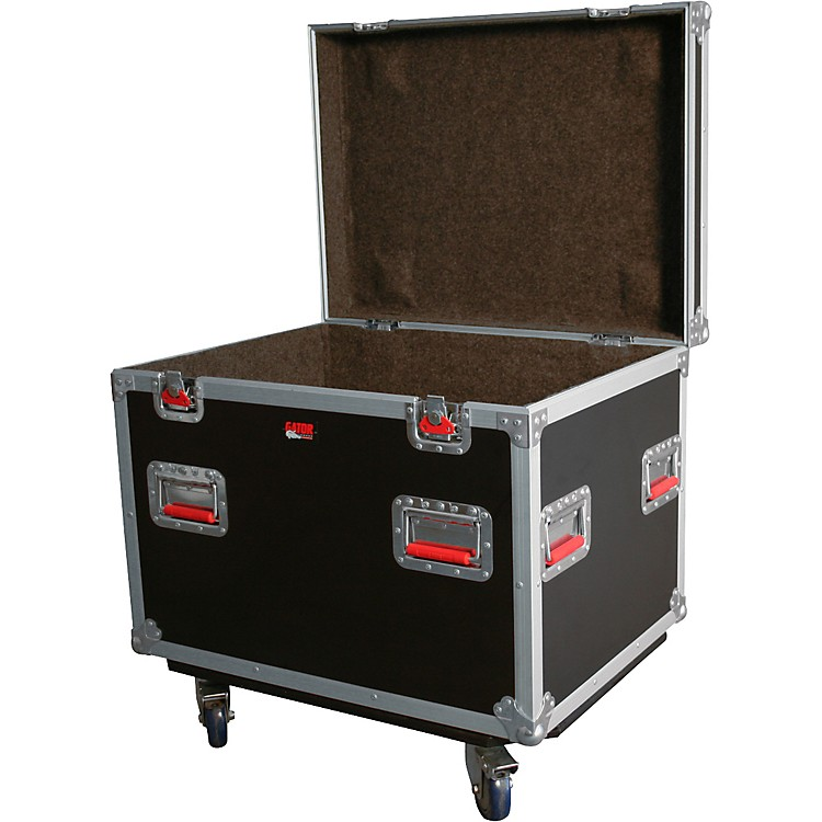 Gator G-TOUR-TRK 4530 HS Truck Pack Trunk Black 45