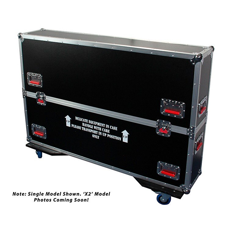 GatorG-Tour LCD Monitor Case For Two Screens
