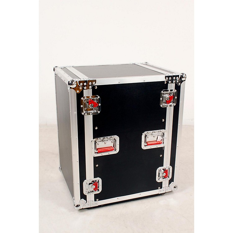Gator G-Tour Rack Road Case with Casters 16 Space 888365827896