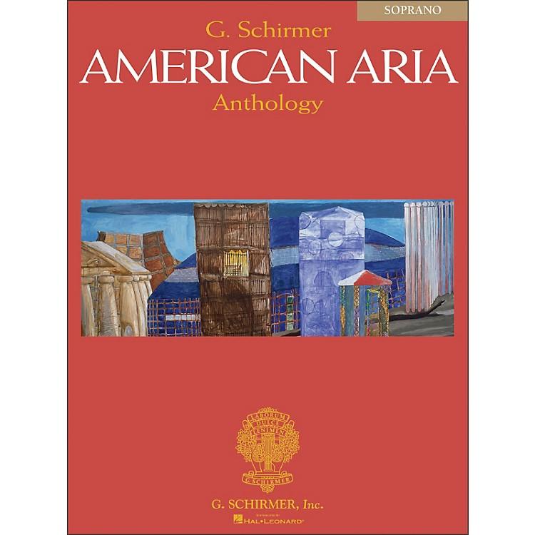 G. SchirmerG. Schirmer American Aria Anthology for Soprano