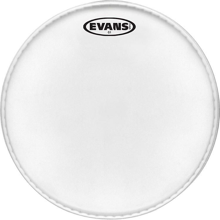 Evans G1 Coated Batter Drum Head  8 in.