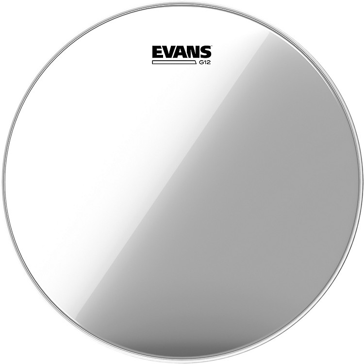 Evans G12 Clear Batter Drumhead 10 in.