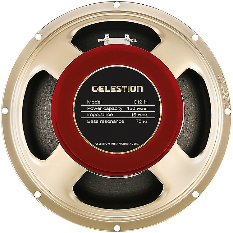 CelestionG12H-150 Redback 150W 12 in. Guitar Speaker16 Ohm