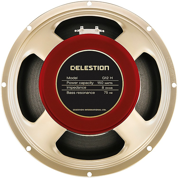 CelestionG12H-150 Redback 150W 12 in. Guitar Speaker8 Ohm