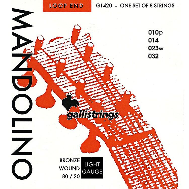 Galli StringsG1420 Bronze Wound MANDOLIN Strings